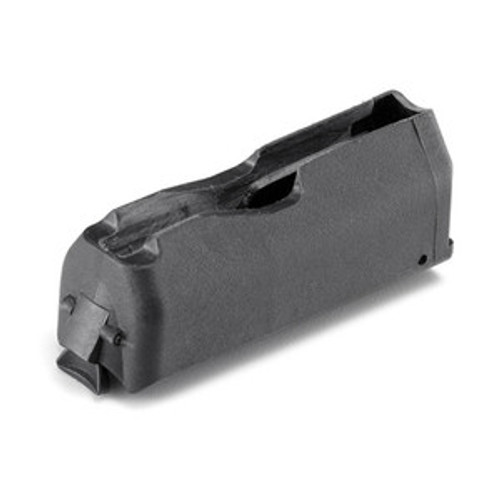 This is a 4 round magazine for the Ruger American Rifle, it is for the short action rifles (.243 win, .308 win).