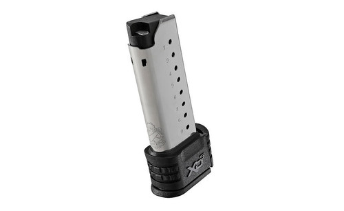 This is a factory Springfield magazine for the XD-S 9mm, 9 round capacity.