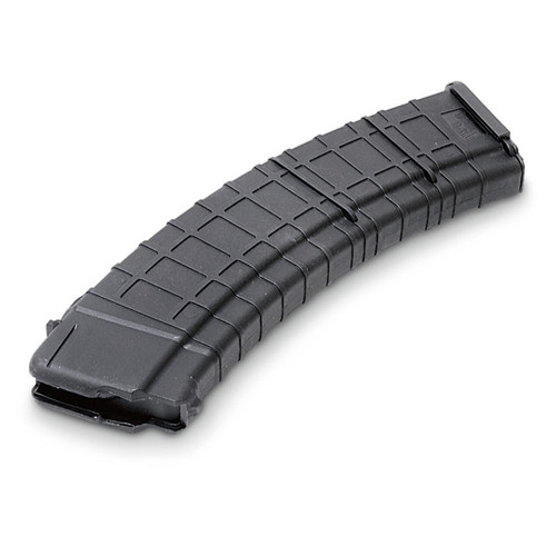This is a 40 round AK-74 magazine 5.45x39mm, made by PROMAG. Also fits Wasr-2, Tantil, and SLR 105.