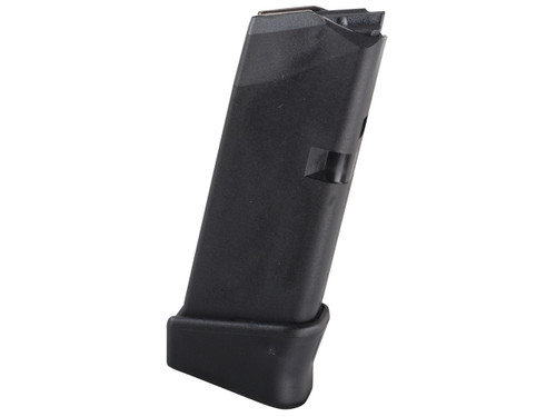 This is a factory Glock magazine for the G26 9mm, 12 round capacity, gen 4.