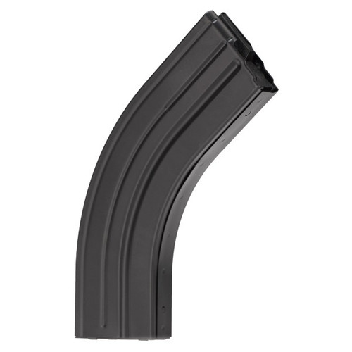 This is a AR-15 magazine 7.62 x 39mm, 30 round capacity, made by C-Products.