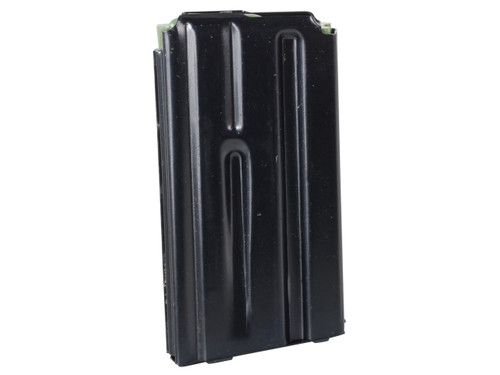 This is a 10 round black steel AR-15magazine .223 / 5.56, made by ProMag.