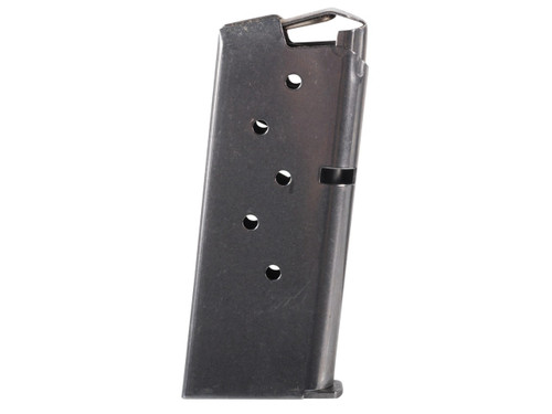 This is a 6 round factory magazine for the Sig Sauer 938 9mm.