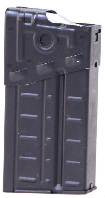 This is a 20 round magazine for the HK 91 / G3 / PTR chambered in .308 / 7.62, USED.