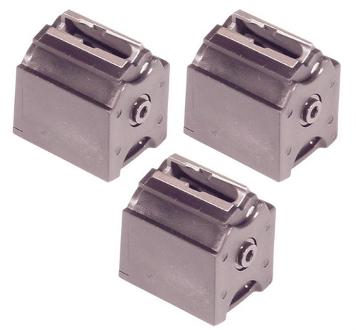 This is a value 3-pack of factory Ruger 10/22 10 round .22 lr magazines.