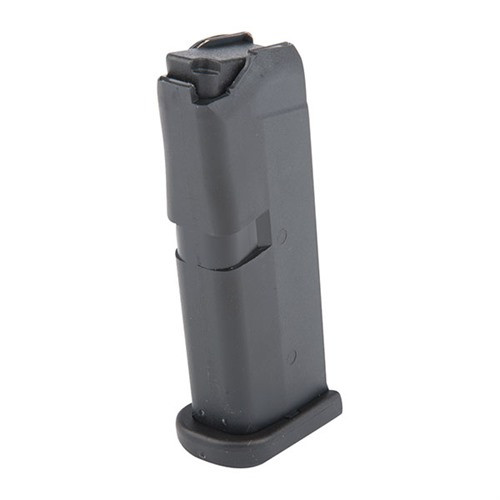 This is a factory Glock magazine for the G42 .380 acp, 6 round capacity.