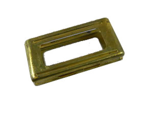This is a Carcano 6 round (brass) clip, USED.