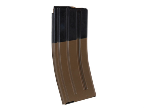 This is a 30 round factory magazine for the FNH SCAR 16S .223, with a flat dark earth (fde) finish.