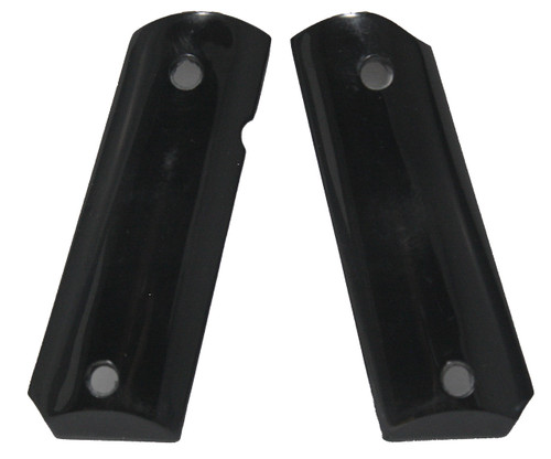 This is a pair of 1911 grips for the Officers (Compact) 1911 frame (will fit Colt and many other 1911 clones).