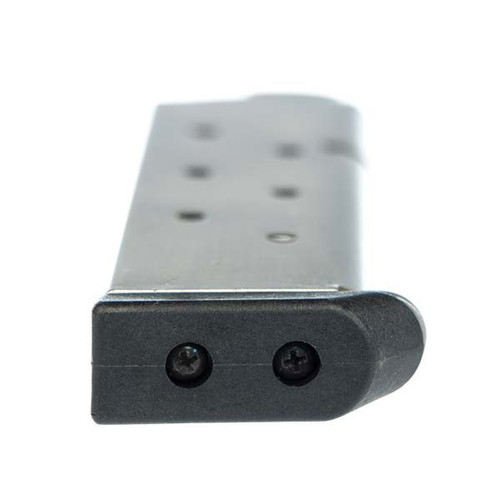 This is a 1911 bumper pad for any standard .45 acp magazine with a drilled floorplate.