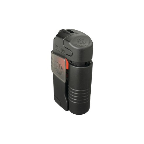 Ruger pepper spray, Ultra model in black.