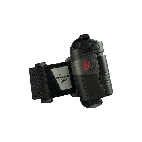Ruger pepper spray, Ultra Run model in black.