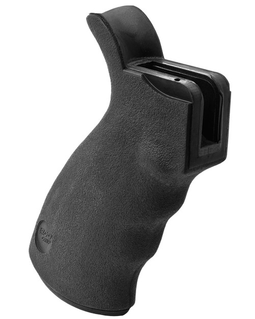 This is the original style Ergo Grip that will fit on your AR platform. Will fit both AR-15 and AR-10 platforms.