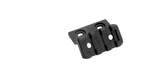 This is a genuine Magpul M-LOK offset light/optic mount that will fit any picatinny rail system. It is constructed from anodized aluminum to ensure years of reliable use.