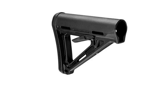 This is a Magpul MOE mil-spec stock