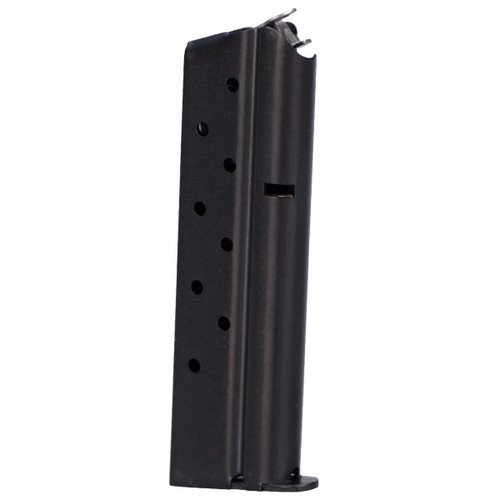 This is a 1911 .38 super 9 round magazine, made by Metalform.