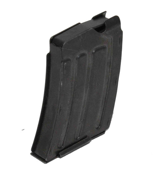 This is a Winchester magazine for the model 69 .22 lr, 5 round capacity, USED. Also fits Winchester models 52, 56, 57, 69A, 697 and 75, as well as the Browning model 52. Manufacturer is unknown.