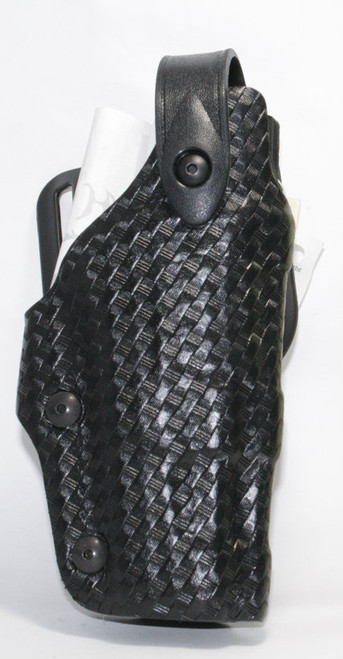 """This holster fits:  Glock 4.5"""" BBL: 17, 17C, 22, 22C"""
