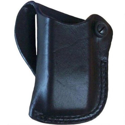 This magazine holster fits: most short & long single stack 10MM & 45CAL magazines.