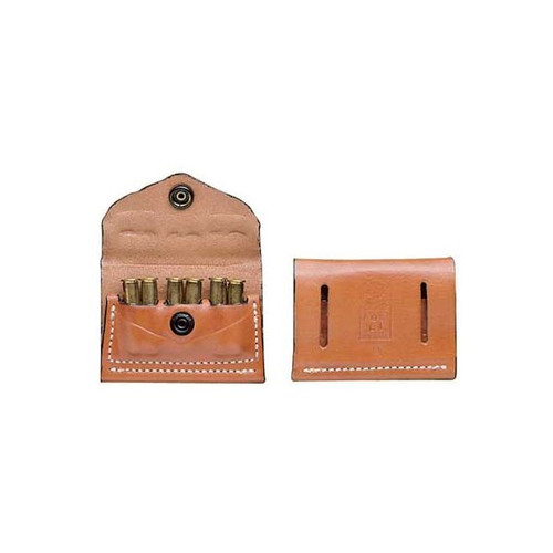 This cartridge pouch fits: .38SPL, .357MAG