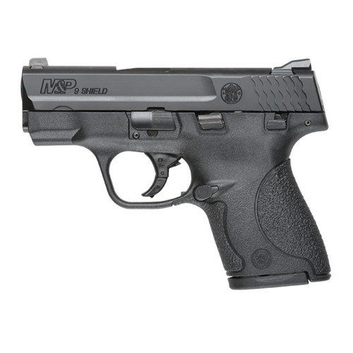 This is a Smith & Wesson Shield 9mm. Great concealed carry gun weighing in at a 19 ounces. Comes with (1)-7 round magazine, and (1)-8 round magazine.