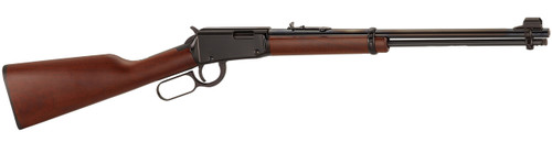 This is a Henry Standard Lever, it will shoot .22 short (capacity: 21 rounds), long (capacity: 17 rounds), and long rifle (capacity: 15 rounds).