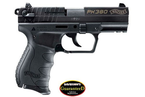 This is a Walther PK380 .380 acp.