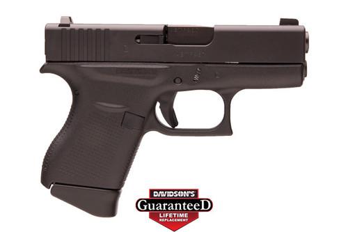 Glock Pistol - 43 - 9mm - Black - UI-43502-01