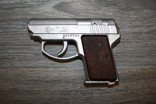 AMT Back Up .380 - Double Action - USED