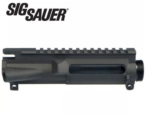 This is a factory Sig Sauer AR-15 stripped upper receiver.
