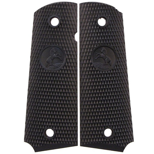 This is a pair of 1911 Colt grips for the Government (Full-Size) 1911 frame.