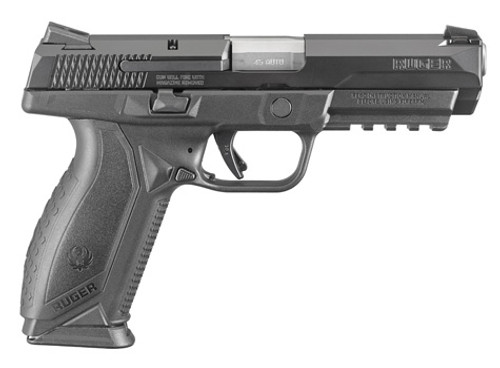 This is a Ruger American Pistol .45 acp.