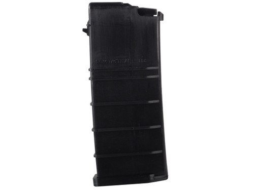 This is a Saiga magazine for the .308 win, 25 round capacity, made by SGM Tactical.