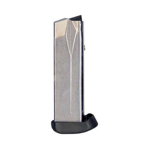 This is a factory FNH magazine for the FNP-45 45acp, 15 round capacity, black.