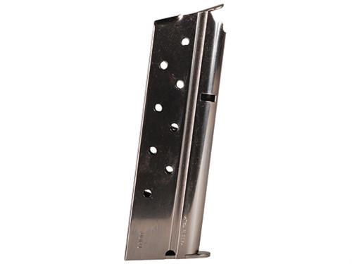 This is a 8 round magazine for any full-size 10MM 1911, made by MEC-GAR.