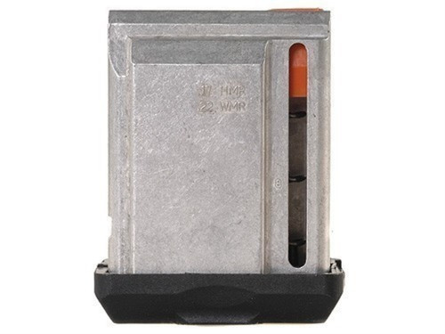 This is a 8 round factory magazine for the Remington 597 .22 WMR / .17 HMR.