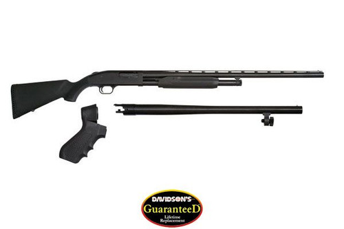 3 in 1 Mossberg 500. Hunting, home defense and Cruiser