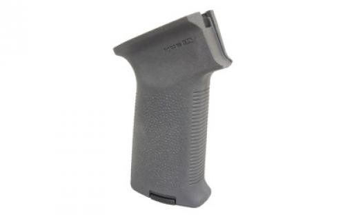 This is a genuine Magpul MOE AK Grip that will fit on your AK platform firearm, Gray.