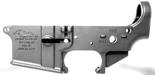 This is an Anderson AR-15 lower.