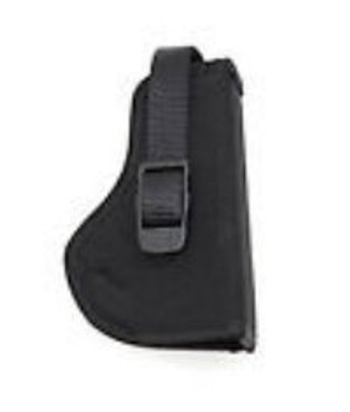 This nylon Grov-Tec holster size 12 will fit a Hi-Point CF380 or C9.