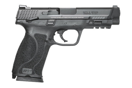 This is a Smith & Wesson M&P 9MM, version 2.0. Comes with (2) 17 round magazines.