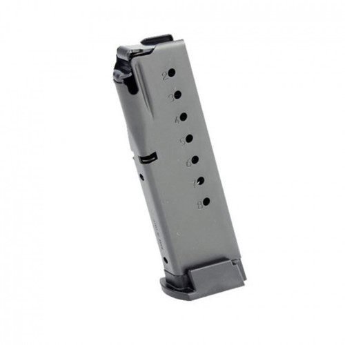 This is a 8 round factory magazine for the Sig Sauer 225A 9mm