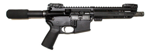 Used Anderson AR pistol chambered in 300 black out