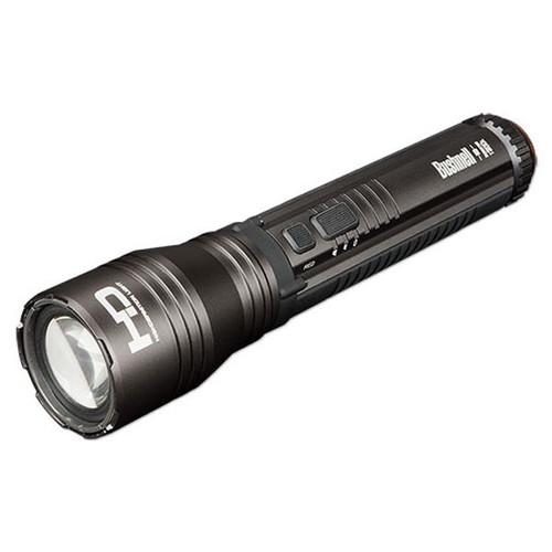 Bushnell 300 lumen LED flashlight. Rubicon designed for high lumen output.