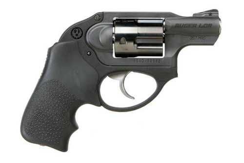 Ruger LCR 357 double action only.