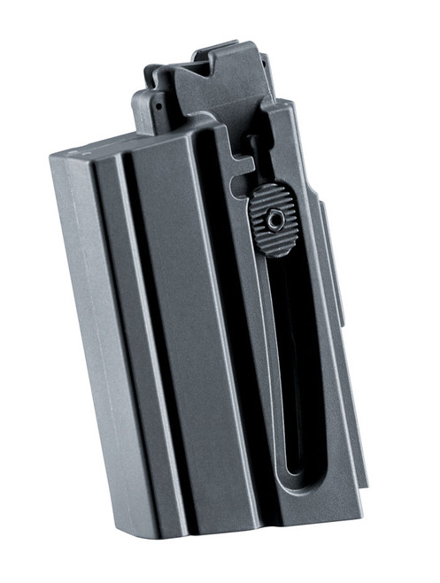 This is a factory HK magazine for the HK-416 .22 lr, 10 round capacity.