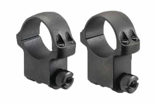 30mm scope rings manufactured by Ruger.