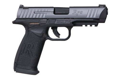 This is a Remington RP9 9mm.