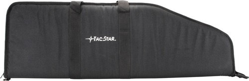 "Tacstar carrying case measuring 32"" x 10"" for a pistol grip shotgun"