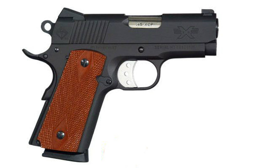 Small American Tactical Titan 1911 chambered in 45 ACP